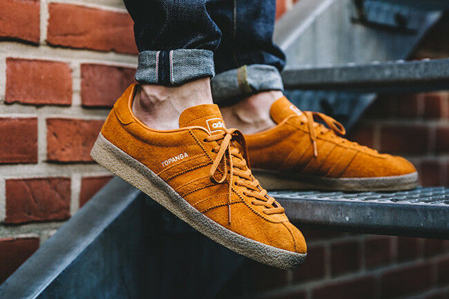 Adidas Originals Topanga 'Craft 8.5; ocre