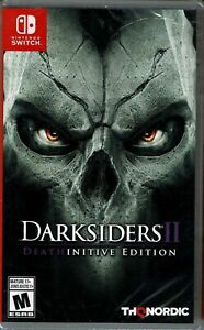 NEW-Darksiders-II-2-Deathinitive-Edition-Remastered-Nintendo-Switch-Game-ALL-DLC