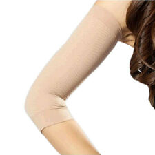 2PCS Weight Loss Calories Slimming Arm Shaper Massager Lose Buster Flesh Color