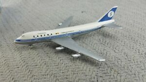 1:400 Sabena Belgian Boeing 747 Made in Germany Schabak Nr. 901/6
