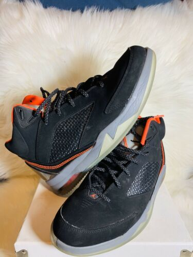 AIR JORDAN FLIGHT REMIX 679680-020 BLACK/INFRARED