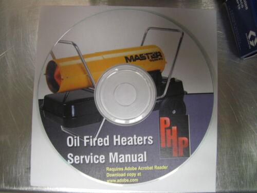 Desa Master Reddy Kerosene Service Repair Manual