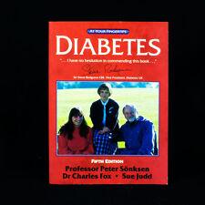 Diabetes At Your Fingertips von Sean Hilton, Tricia Weller, Mark Levy