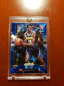 2019-20-Panini-Prizm-Bol-Bol-Blue-Cracked-Ice-Prizm-Rookie-Card-RC-69-99