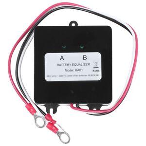 Ecualizador de Batería solar 2X12V para Batería de plomo Gel Balancer Ha01 stabl E6D7