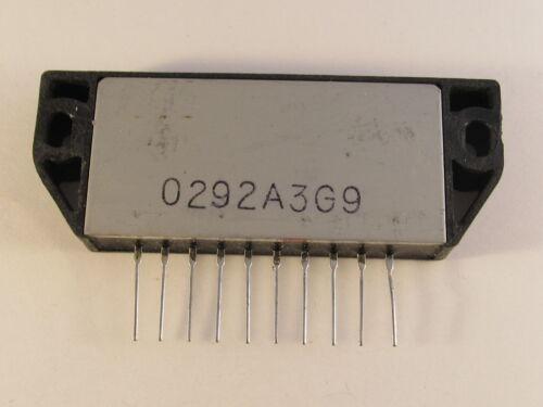 STK0292 SANYO AF Power Amplifier 25W