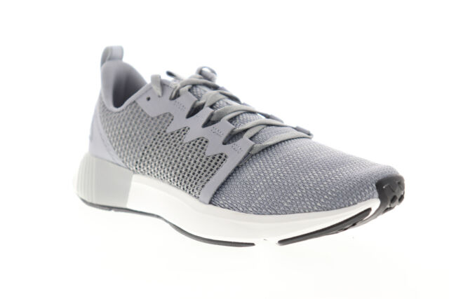 reebok gray sport shoes