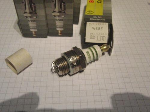 made in Germany 0241229560 Bosch WS8E Zündkerze kleine Kerze Motorsäge