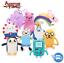 10-33cm-Adventure-time-Plush-Toy-Doll-Jake-Finn-Penguin-Gunter-Stuffed-Xmas-Gift thumbnail 1