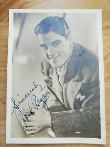 Phil-Regan-Autographed-B-amp-W-Photo