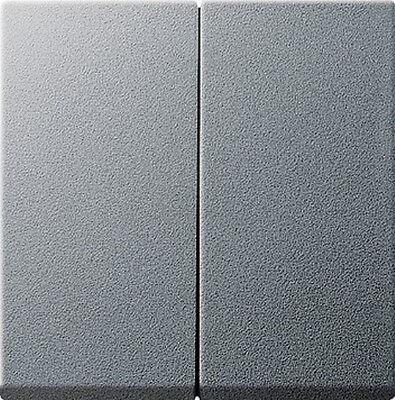 Gira System 55 aluminium, WIPPE SERIE 029526