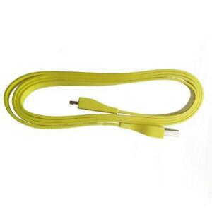 Micro USB PC Charger Flexible Cable For Logitech UE BOOM MEGA Bluetooth Speaker