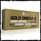 Olimp Gold Omega 3 Sport Edition Fish Oil 1000mg EPA & DHA mega caps fatty acids