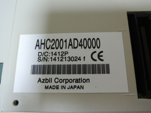 Azbll AHC2001AD40000 Free expedited shipping