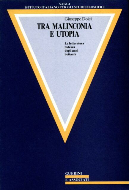 DOLEI Tra malinconia e utopia