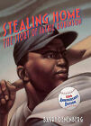 Stealing Home: The Story of Jackie Robinson by Barry Denenberg (Hardback, 1990)