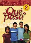 Qué pasa 2. Schülerband (2008, Gebundene Ausgabe)