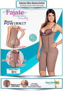 a293f9efd10c7 Full Body Shaper Fajate Colombia Post Surgery Recovery Liposuction Garment  437