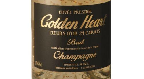 Capsule de Champagne : Extra !! 24 KT n°1 GOLDEN HEART