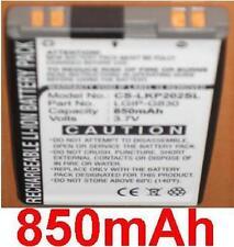 Batterie 850mAh type LGIP-G830 SBPL0082901 SBPL0086001 Pour LG L353i