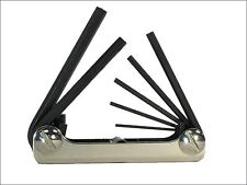 Eklind - Hexagon Key Fold Up Set of 7 Metric (2.0-8mm)