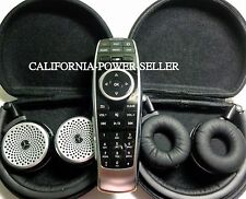 2014-2016 Mercedes-Benz S Class DVD Headphone Entertainment Remote Control OEM