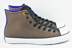 282b1ae3833ebd Converse CTAS Pro Leather Hi Mens Size 10.5 Shoes Dark Chocolate ...