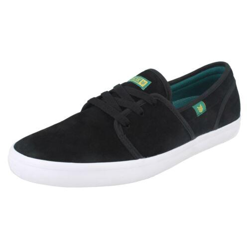 Mens Vox Suede Casual Shoes Fisker