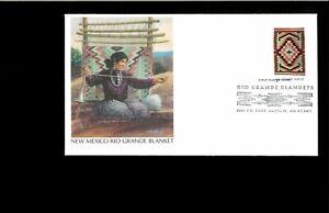 2005-FDC-Rio-Grande-Blankets-Santa-Fe-NM