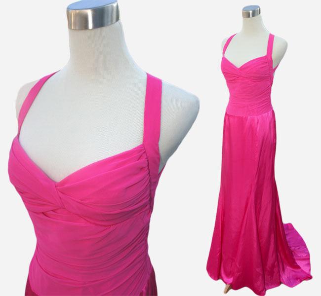 Niki Livas Pageant Prom Formal Evening Gown Größe 6 Long Dress Evening Gown NEW