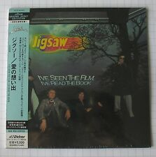 JIGSAW - I've Seen The Film Read The Book + 7 JAPAN MINI LP CD NEU VICP-63303