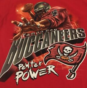 Image is loading Tampa-Bay-Buccaneers-T-Shirt-Small-For-Men- bf2976b0c