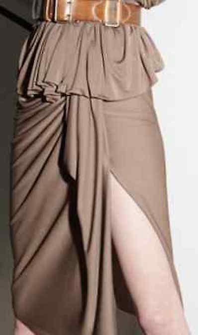 Lanvin Falda Talla  36 = se adapta a nosotros Tamaño S-Nuevo con etiquetas-al por menor  1.4K  los nuevos estilos calientes