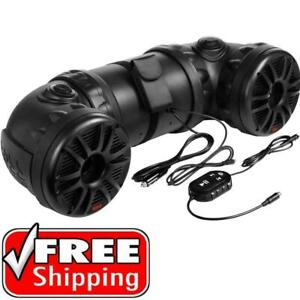 BOSS AUDIO ATV85B 700 Watt Weatherproof Powersports Plug and Play Audio System with 8 Speakers Canada Preview