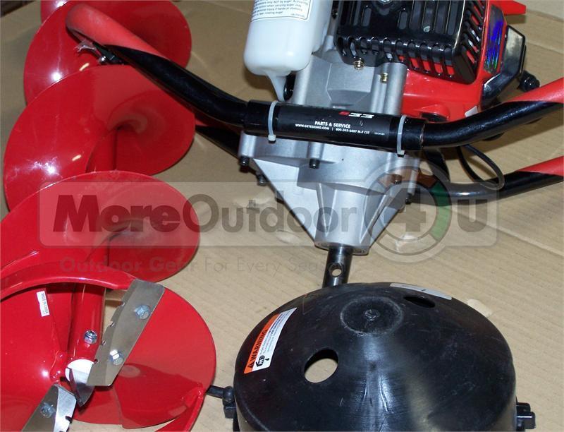 S33Q8 ESKIMO STINgrau 33cc 8 INCH POWERHEAD ICE AUGER SALES MODELS + WARRANTY