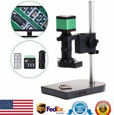 48 Mp Hdmi Usb 1080p Digital Video Industrial Microscope Camera Ccs Lens Interf