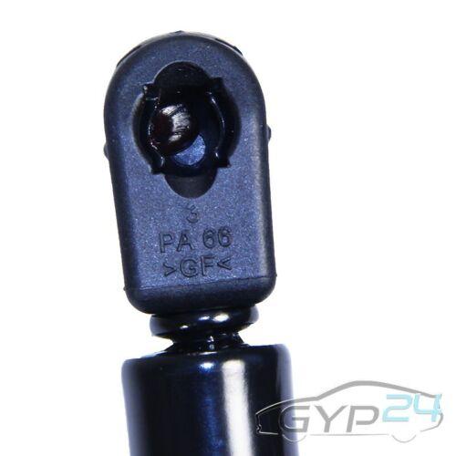 2x parte trasera válvulas amortiguadores de amortiguadores de la presión del gas conjunto de portón trasero L = 500 400 n VW