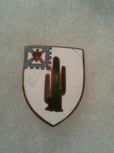 Authentic-WWII-US-Army-35th-Infantry-Regiment-DI-DUI-Unit-Crest-Insignia-URIS