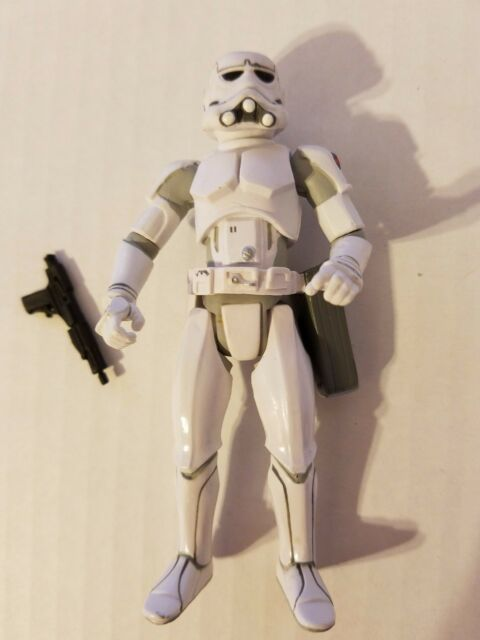 STAR WARS LOOSE FIGURE: McQUARRIE STORMTROOPER as Shown