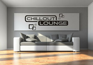 wandtattoo chillout lounge wohnzimmer relaxzone retro cubes quadrate s xxl tx015 ebay. Black Bedroom Furniture Sets. Home Design Ideas