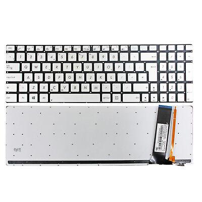NW ASUS UK Keyboard R555JK R555ZU R555J R555JM R555JQ N751 N751JK N751JX backlit