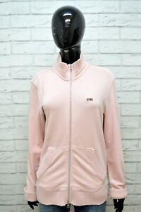 Felpa-Rosa-Donna-NAPAPIJRI-ROOTS-Taglia-XL-Sweater-Women-039-s-Cardigan-Maglione