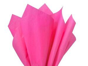 HOT-PINK-Tissue-Paper-Sheets-50cm-x-75cm-18gsm-20-034-x-30-034-Acid-Free