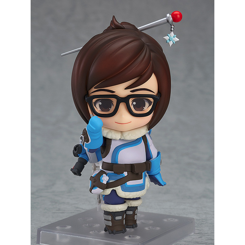 GOOD SMILE - Nendorid 757 Overwatch Mei Classic Skin Edition Figure