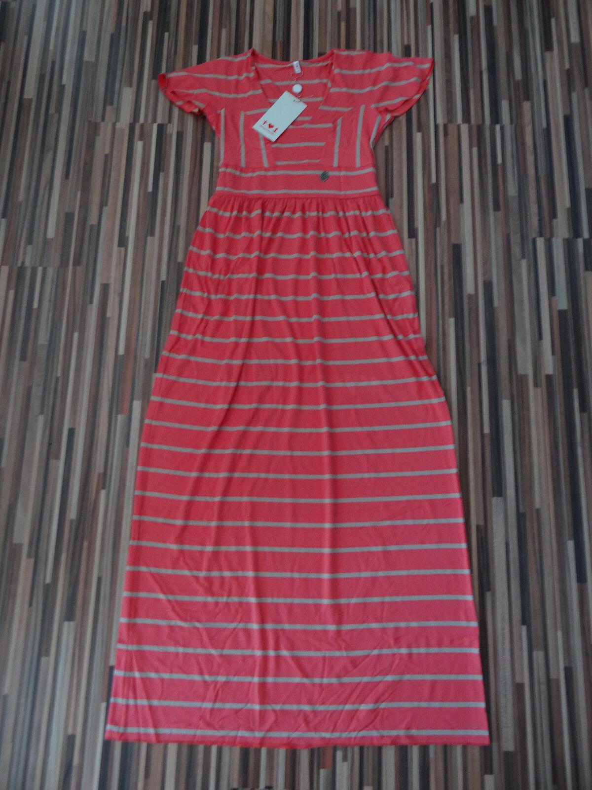 BlauTSGESCHWISTER Kleid Sundown, Gr. S, neu mit Etikett, V-Ausschnitt