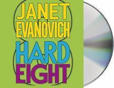 Stephanie Plum Novels: Hard Eight 8 by Janet Evanovich (2002, CD, Unabridged)