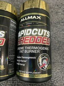 ALLMAX Nutrition Rapidcuts Shredded, 90 Capsules 2023 (b2)