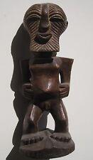 ANCIEN FÉTICHE NKISSI. ETHNIE SONGYE. R D C. Zaïre. ART AFRICAIN.