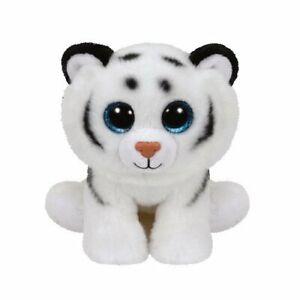 Ty-Beanie-Bebes-Toundra-Blanche-Tigre-15cm