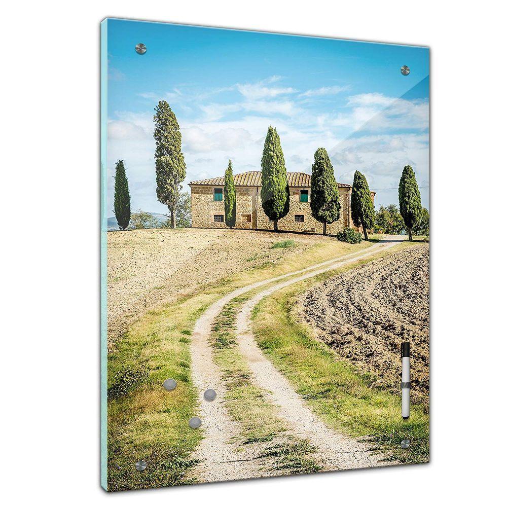 Memoboard - Landschaft - Toskana